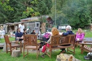 Bio energy mediation retreat