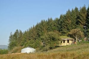 Off grid eco retreat centre nestled in cynwyd forest high in the berwyn mountains north wales