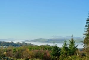 The dragons breath in the dee valley off grid sustainable eco glampsite and glamping