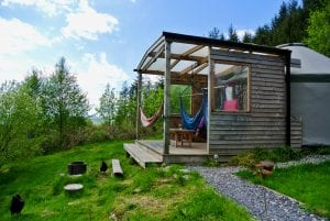 Ty crwn bach idris yurt 14 off grid sustainable eco glampsite and glamping