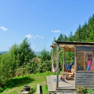 Ty crwn bach idris yurt 15 off grid sustainable eco glampsite and glamping
