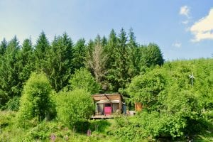 Ty crwn bach idris yurt 21 off grid sustainable eco glampsite and glamping