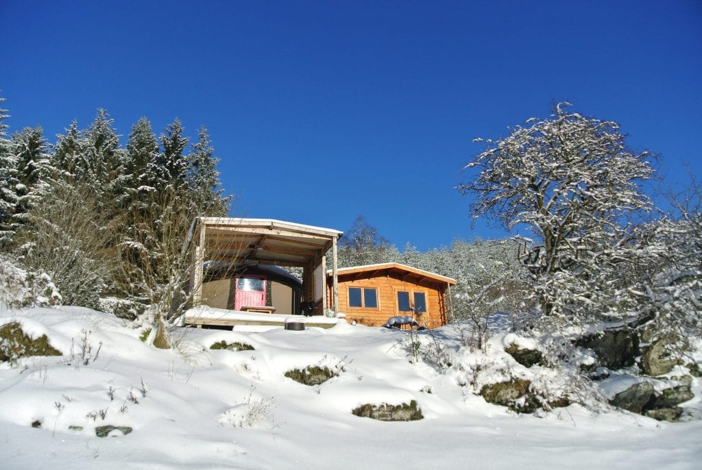 Ty crwn bach idris yurt 27 off grid sustainable eco glampsite and glamping