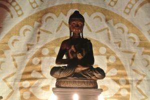 Ty crwn mawr yurt buddha 1 off grid sustainable eco glampsite and glamping