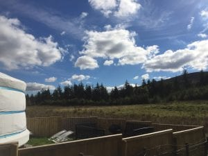 Ty crwn mawr yurt off grid sustainable eco glampsite and glamping