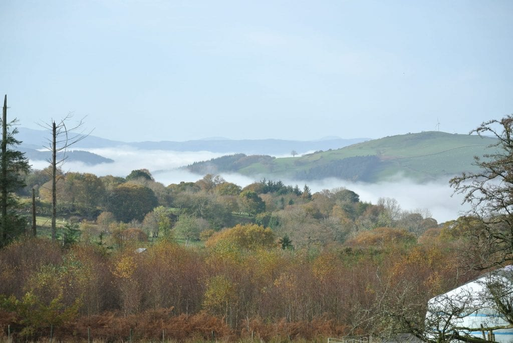 Ty crwn mawr yurt and the dragon breath in the dee valley off grid sustainable eco glampsite and glamping